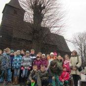 Szlakiem drewnianych kościołów