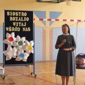 Odwiedziny siostry Rozalii - misjonarki ze Studzienic