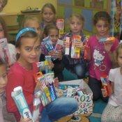 Zakończenie charytatywnej akcji misyjnej: Kup Pan szczotkę