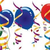 Zaproszenie na zabawę karnawałową dla dorosłych