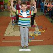 Obchody Światowego Dnia Matematyki w przedszkolu
