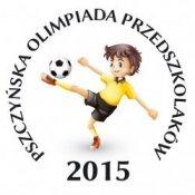 II miejsce na Pszczyńskiej Olimpiadzie Przedszkolaków