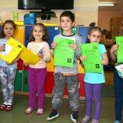 Podsumowanie akcji charytatywnych w przedszkolu