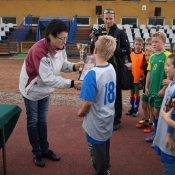 """Turniej piłki nożnej """"O Puchar Tymbarku"""""""