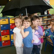 """""""Dzień Wody"""" w przedszkolu"""