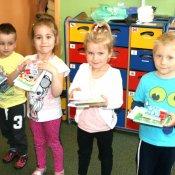 Rozstrzygnięcie konkursu plastycznego w przedszkolu