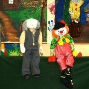 """Teatrzyk """"Bezcenne Przyjaźnie"""" w przedszkolu"""