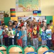 Wizyta Biedronek w klasie Ib