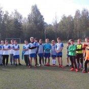Mistrzostwa Pszczyny w minipiłce nożnej chłopców