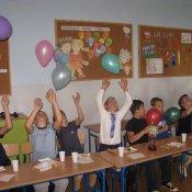 Chłopcy z VI świętują!