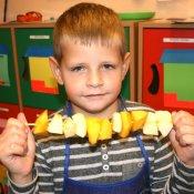 Smacznie, zdrowo, owocowo w przedszkolu