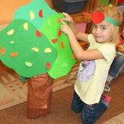 """""""Dzień Drzewa"""" w przedszkolu"""
