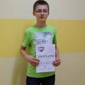 Sukces Jarka na Wojewódzkim Konkursie Matematycznym!