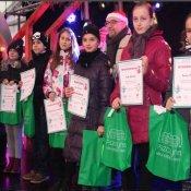 Nagrody w świątecznych konkursach plastycznych