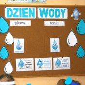 Dzień Wody w przedszkolu