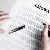 Podpisywanie umów do przedszkola