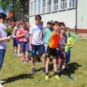 Jarmark sportowy z okazji Dnia Dziecka
