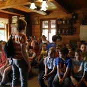 Chlebowa chata gościła trzecioklasistów