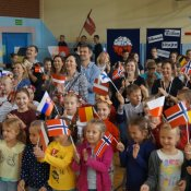 Welcome to our school, dear Erasmus friends!