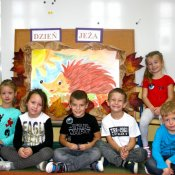 Dzień Jeża w przedszkolu