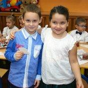 Wigilijne spotkanie w przedszkolu