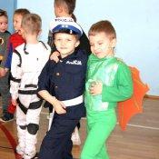 Bal Przebierańców w przedszkolu