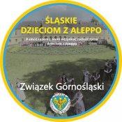 """Gryfne Bajtle na płycie """"Śląskie dzieciom z Aleppo"""""""