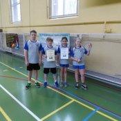 Mistrzostwa Pszczyny w Badmintonie