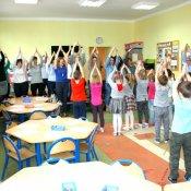 Zajęcia otwarte w przedszkolu