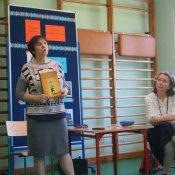 Spotkanie autorskie z P. Renatą Piątkowską