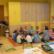 Filmowcy Ośrodka Rozwoju Edukacji w naszej szkole i przedszkolu