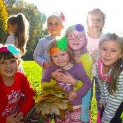 Złota jesień z ogniskiem przedszkolnym