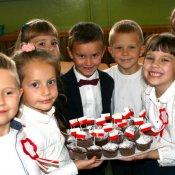 Przedszkolaki świętują 100 rocznicę odzyskania niepodległości