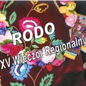 RODO - XV Jubileuszowy Wieczór Regionalny 22.11.2018