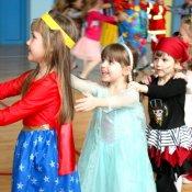 Wielki bal przedszkolaków
