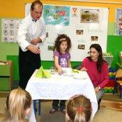 Savoir - vivre w przedszkolu