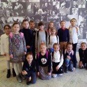 Uczniowie klasy II a w Filharmonii Śląskiej w Katowicach