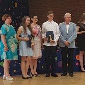 Nagrody Burmistrza dla najlepszych absolwentów
