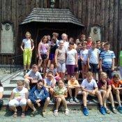 Szlakiem kościółków drewnianych...
