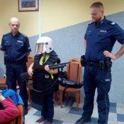 Drugoklasiści odwiedzili Sąd i Komendę Policji w Pszczynie
