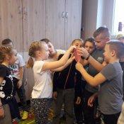 Andrzejki w klasach II