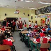 Radosny dzień ze św. Mikołajem