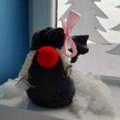 Bożonarodzeniowa kreatywność klas 6