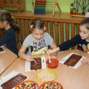 Warsztaty z czekolady