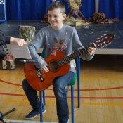 Koncert kolęd - popisy muzyczne naszych uczniów