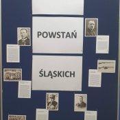 Tydzień Powstań Śląskich w naszej szkole