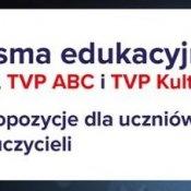 Oferta edukacyjna telewizji