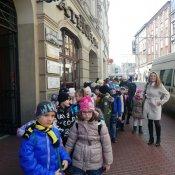 Wyjazd klas I-III do Teatru Ateneum w Katowicach