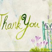 Z podziękowaniami dla nauczycieli od uczniów klasy VI b