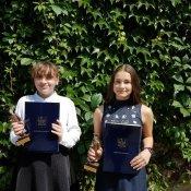 Nagrody Burmistrza Pszczyny dla najlepszych absolwentów